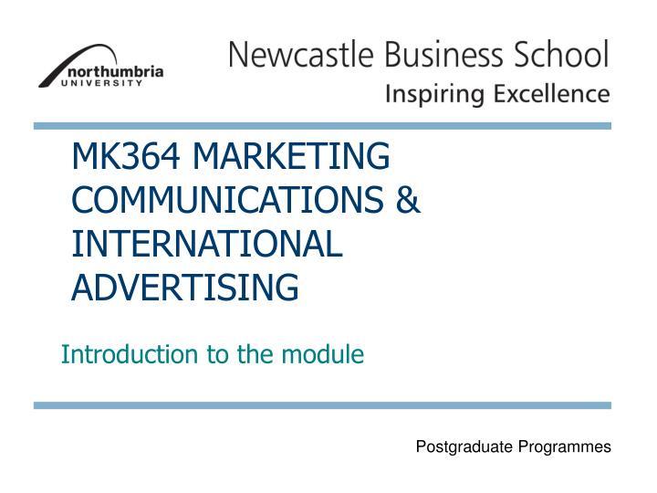 mk364 marketing communications international advertising n.
