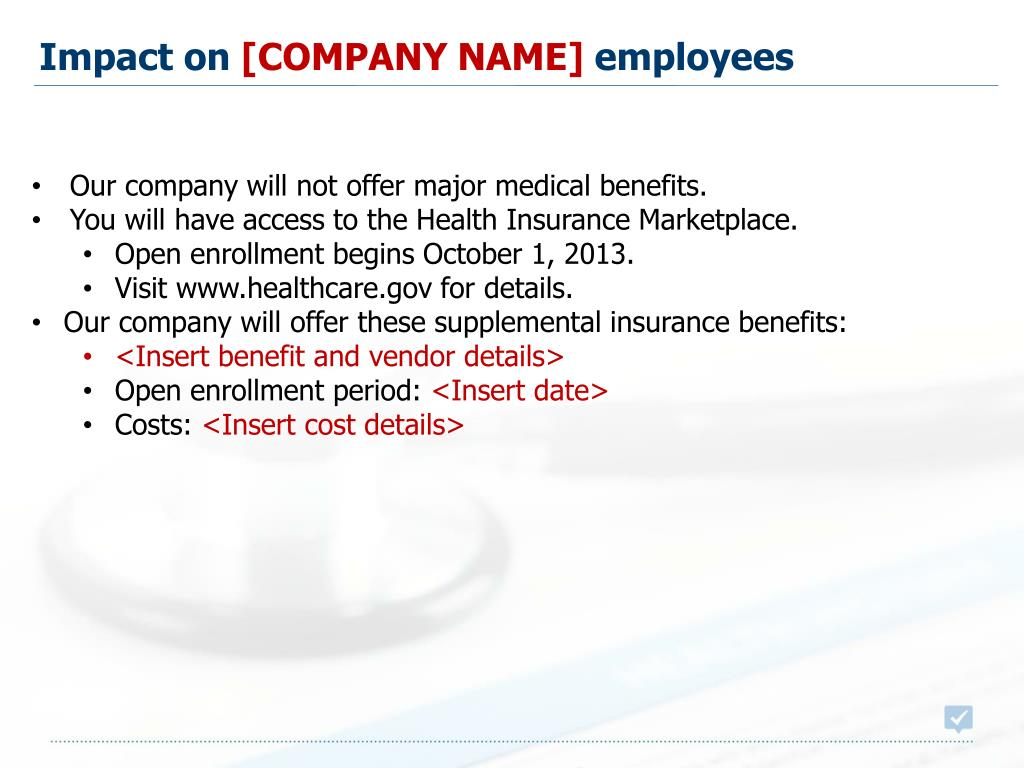 PPT - For employees of [Employer name] PowerPoint Presentation - ID:3387774