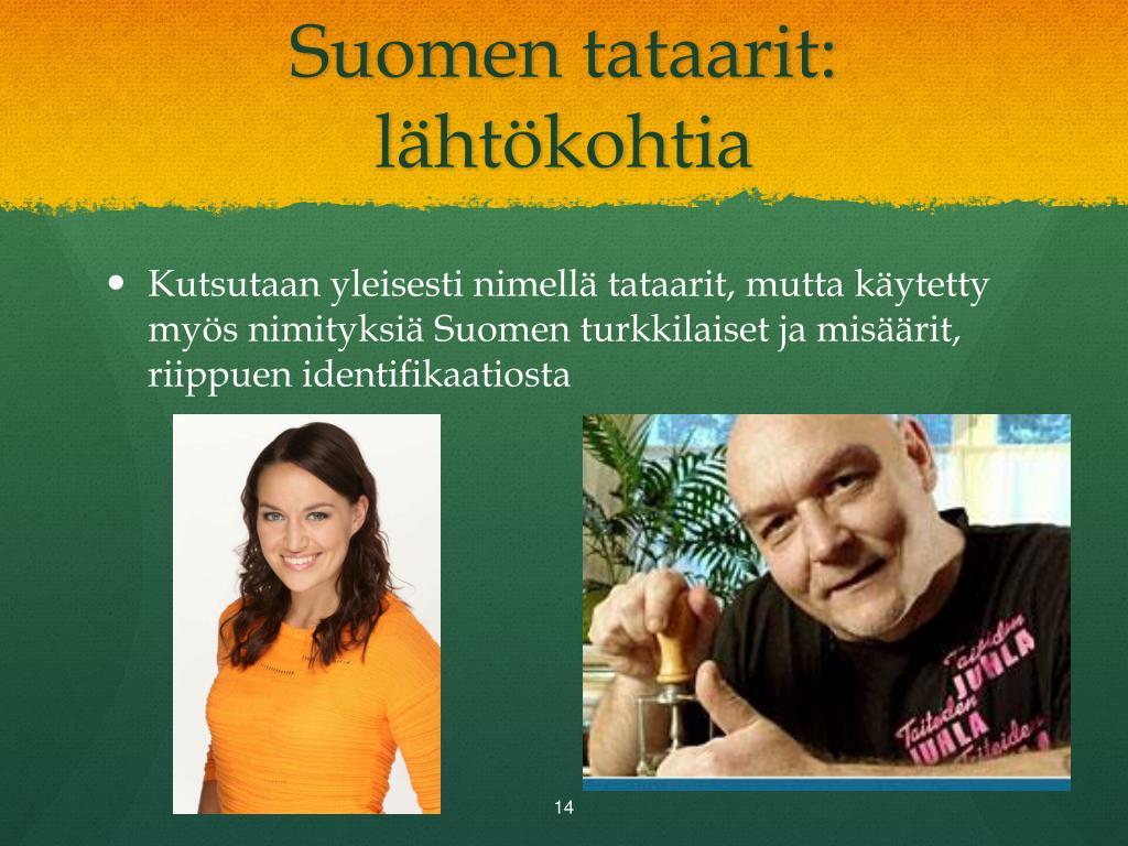 Suomen Tataarit