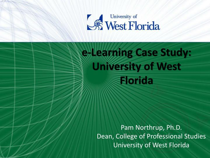case study 1 west florida West florida to d1 feb 18 2009 long way since the last study 10 years ago uc-san diego to upgrade to division 1 & big west.