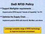dod rfid policy