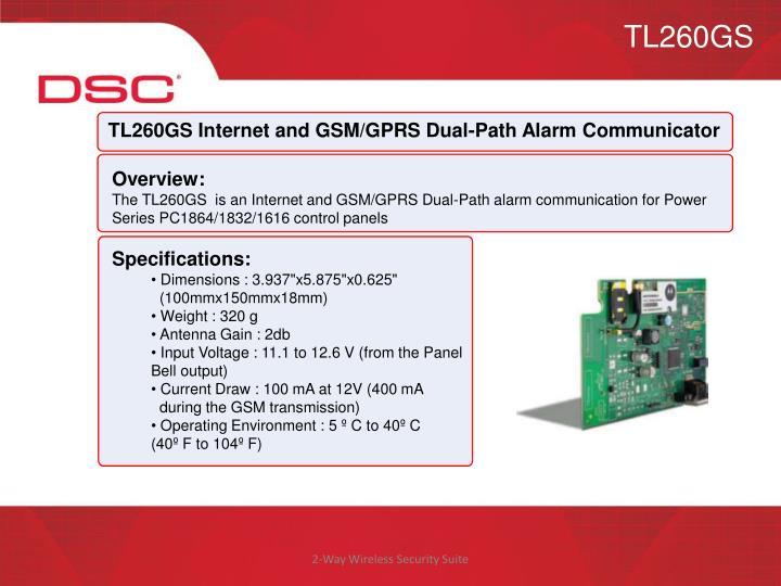 TL260GS