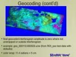 geocoding cont d1
