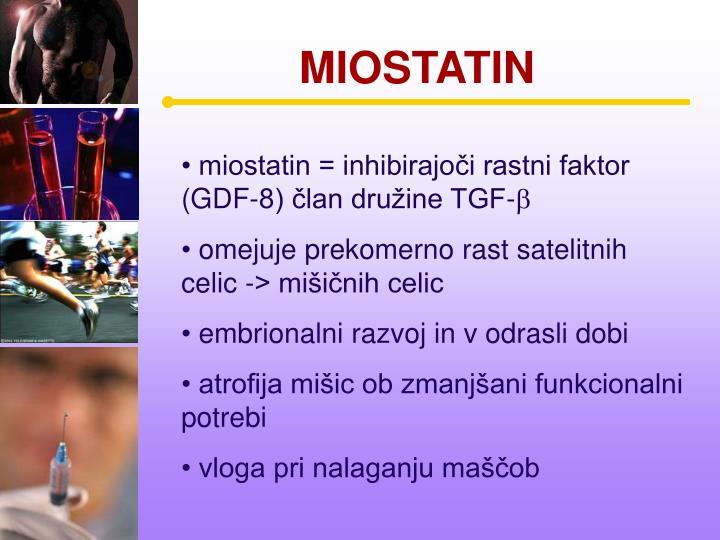 MIOSTATIN
