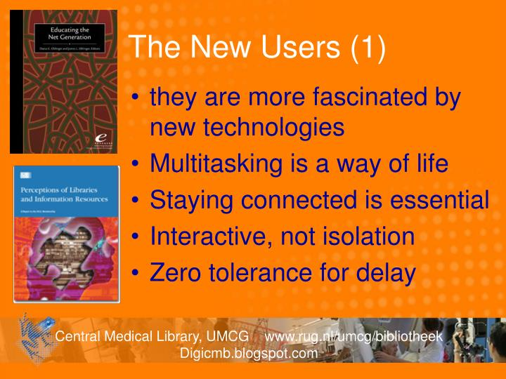 The New Users (1)