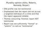 plurality opinion alito roberts kennedy breyer