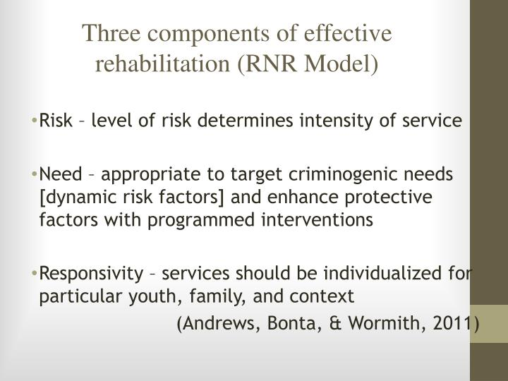 juvenile offenders should be properly rehabilitated to prevent recurrence Every child offender should have a competency hearing before trial 8 adult time for adult crime may be a catchy phrase but it reflects a poor understanding of criminal justice principles if the punishment is to fit the crime, both the nature of the offense and the culpability or moral responsibility of the.
