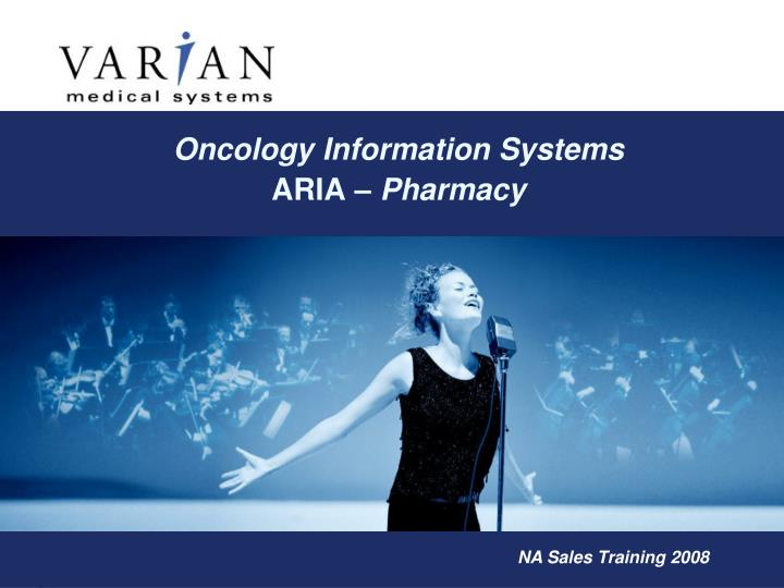 oncology information systems aria pharmacy n.