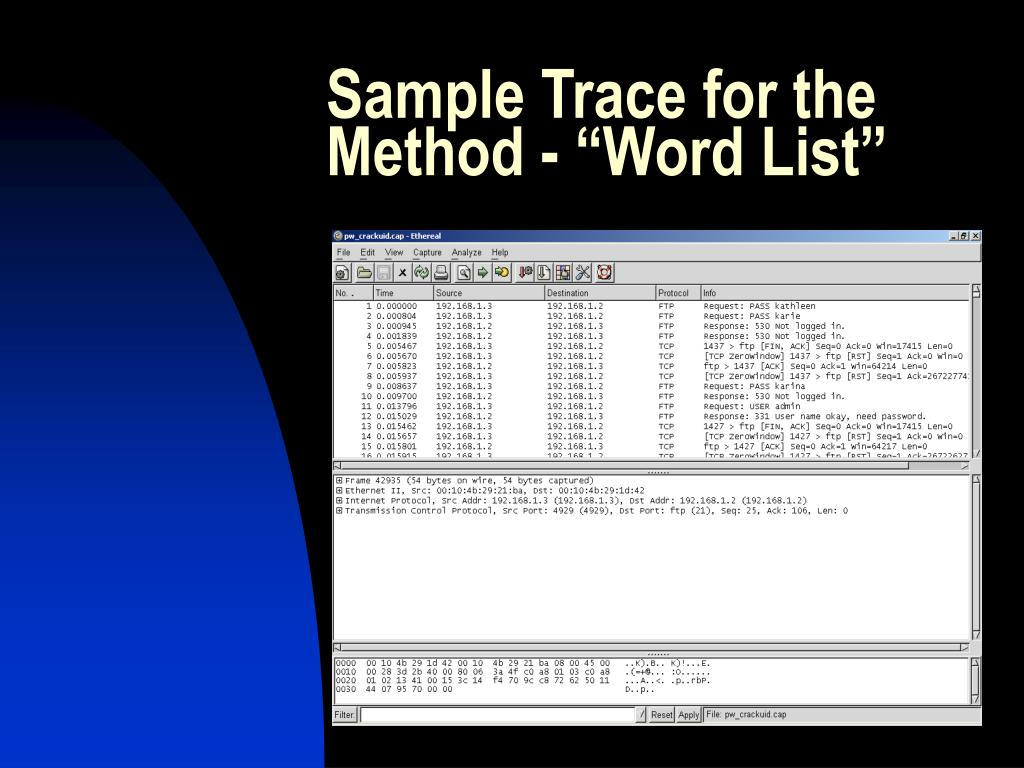 PPT - Exploit: Password Cracking PowerPoint Presentation