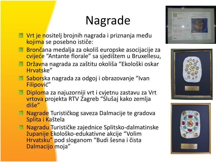 Nagrade