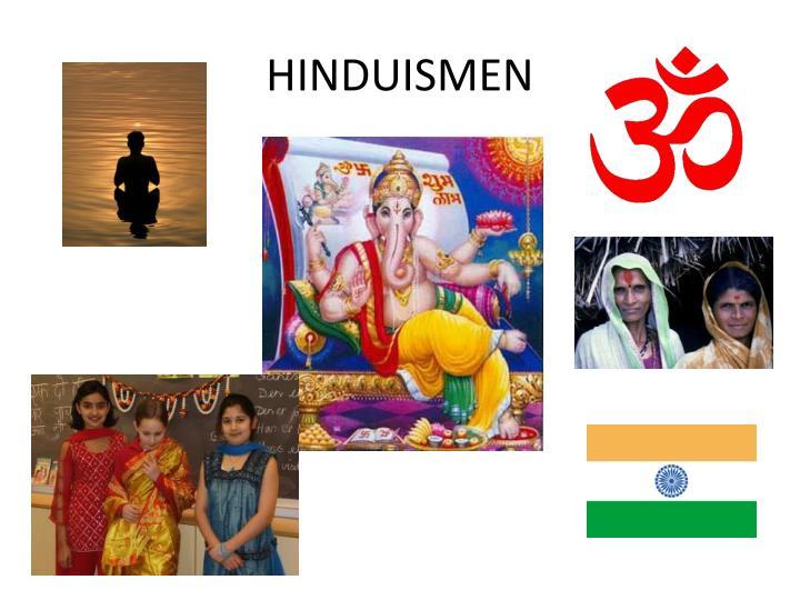 hinduismen n.