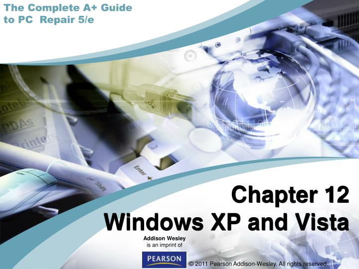 chapter 12 windows xp and vista n.