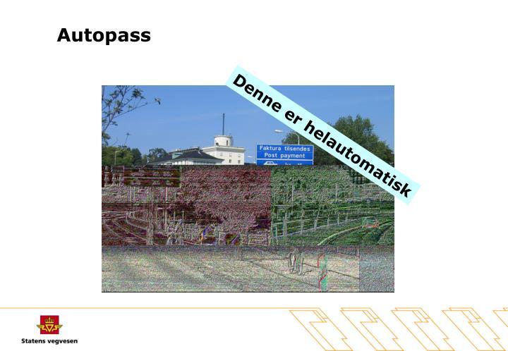 Autopass