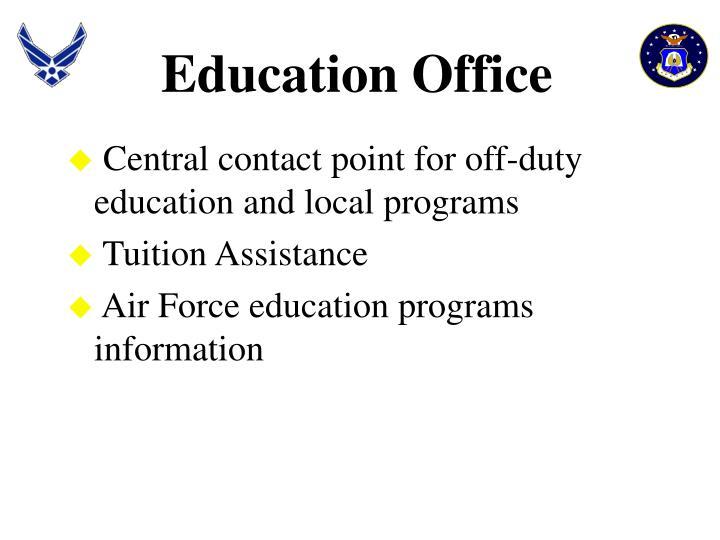 Education Office