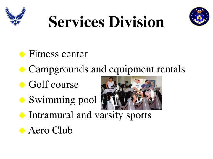 Services Division