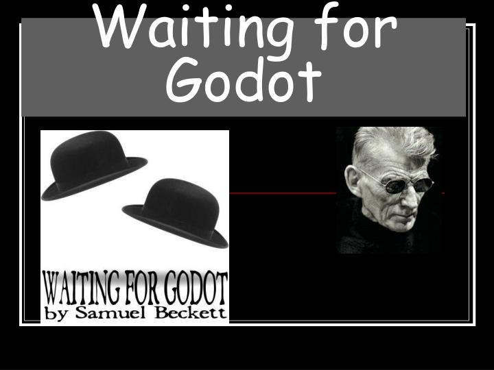 intertextuality between camus the stranger and becketts waiting for godot