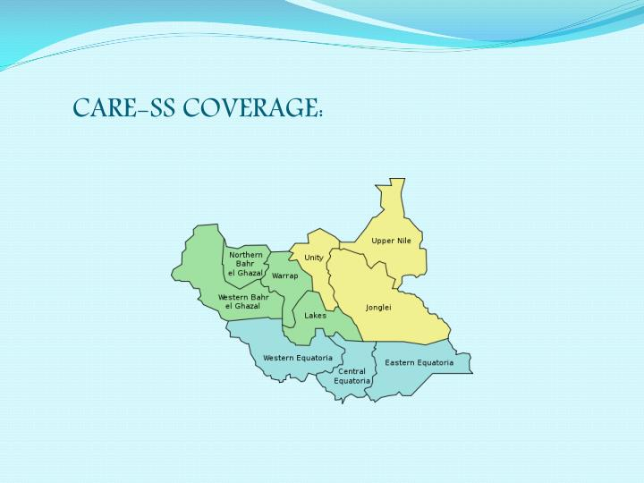 CARE-SS COVERAGE: