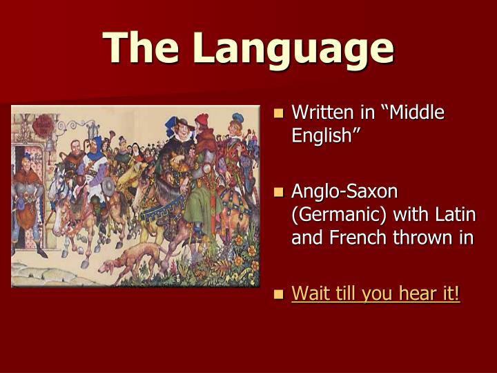 The Language