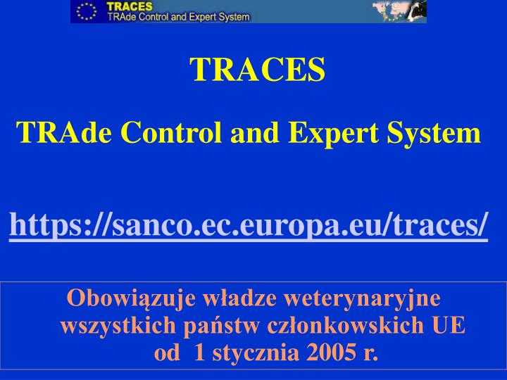traces n.
