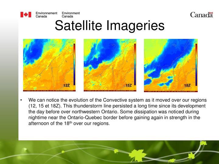 Satellite Imageries
