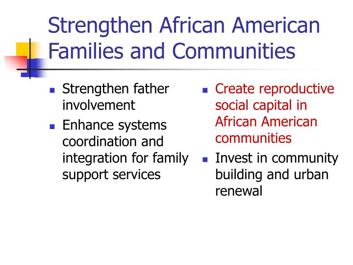 strength of african americans essay Check our list of great literary analysis topics on african american literature there will surely be a few to your liking and definitely a few awesome ideas.
