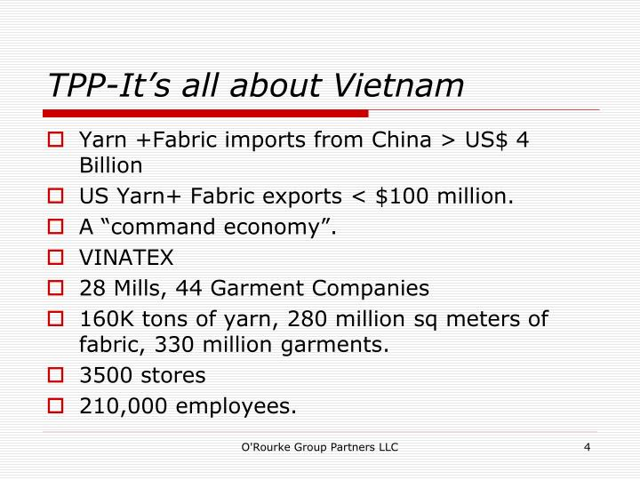 TPP-It's all about Vietnam