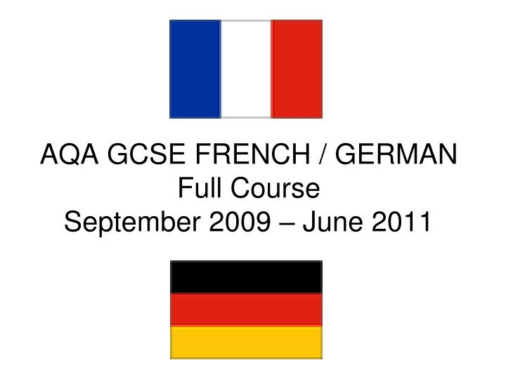 gcse french coursework on holidays My german writing controlled assessment- holidays aqa gcse  gcse  french 13th may exams thread » my gcse journey: so it.