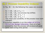 36 2 process capability indexes2