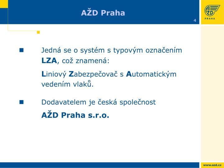 AŽD Praha