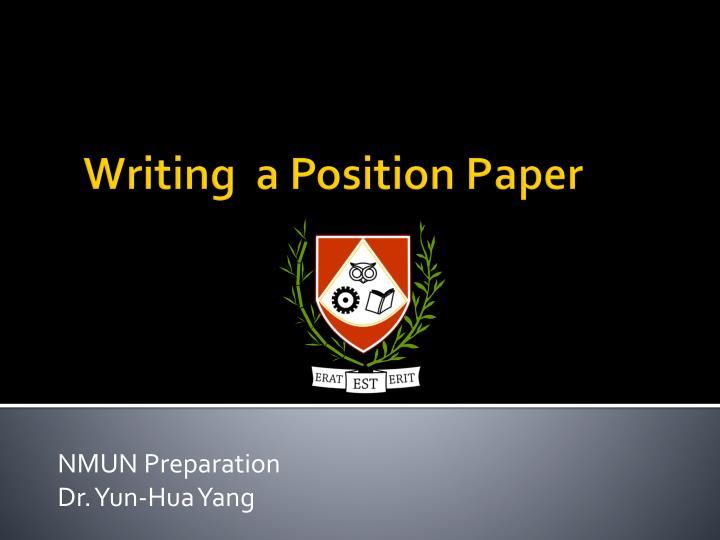 nmun preparation dr yun hua yang n.