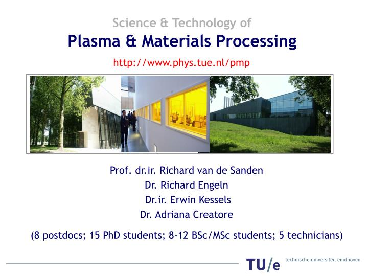 Science & Technology of
