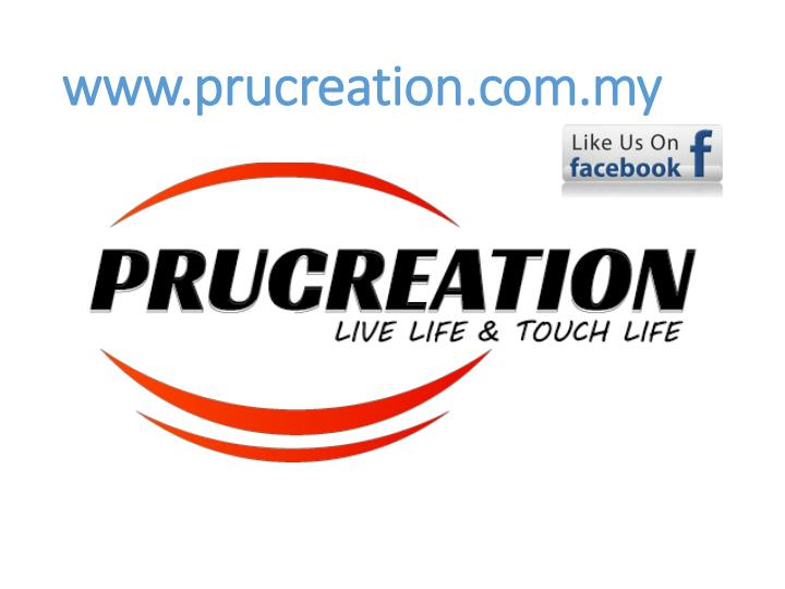 www prucreation com my n.