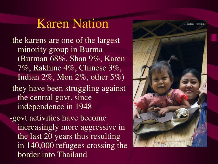 Karen Nation