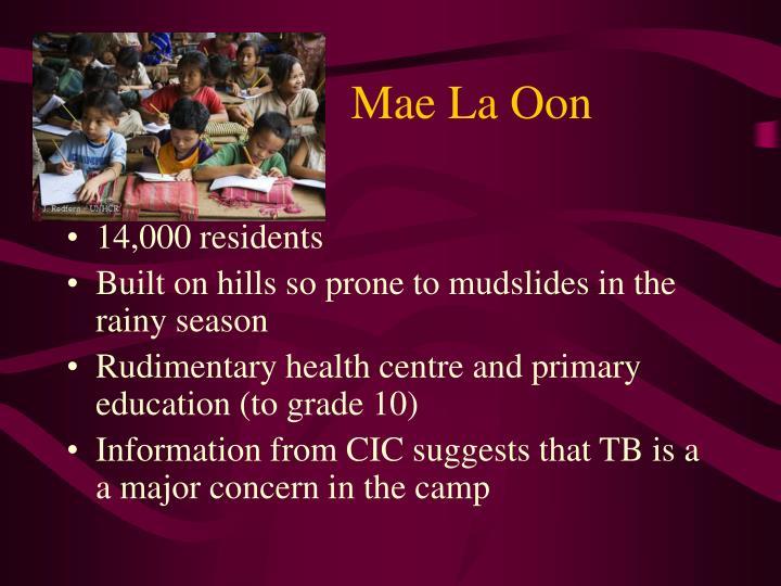 Mae La Oon