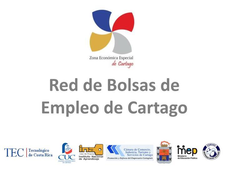 Red de Bolsas de Empleo de Cartago