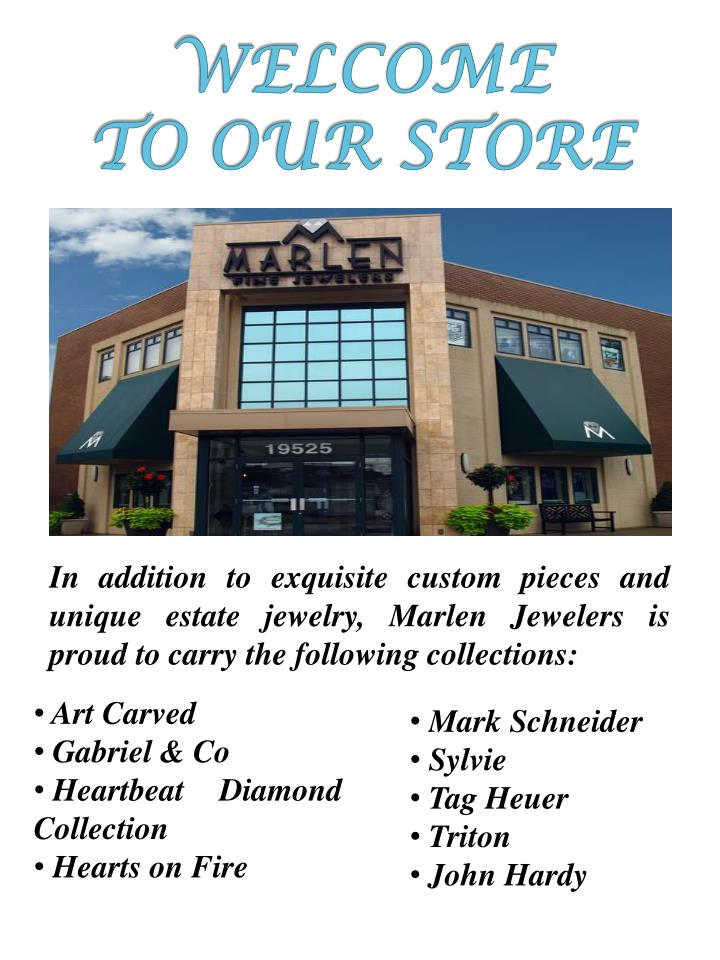 cleveland jewelry stores ppt jewelry stores in cleveland ohio powerpoint 2273