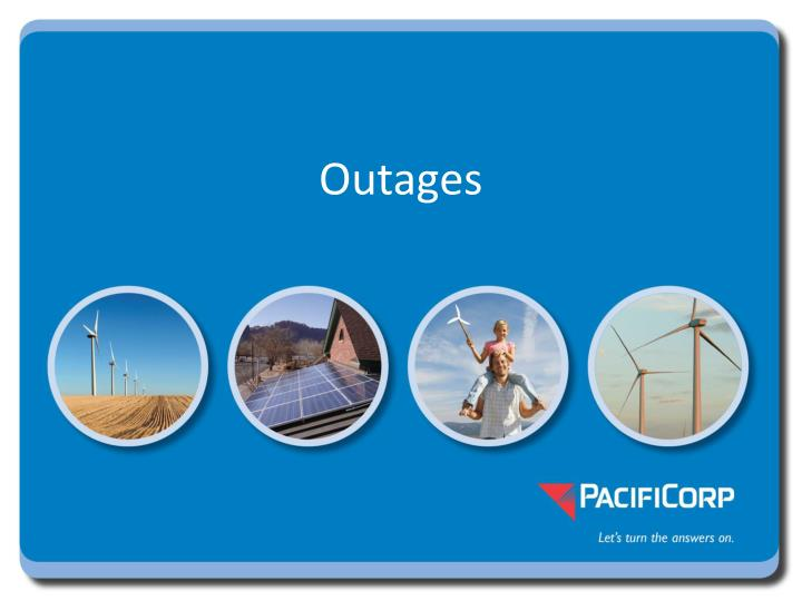 Outages