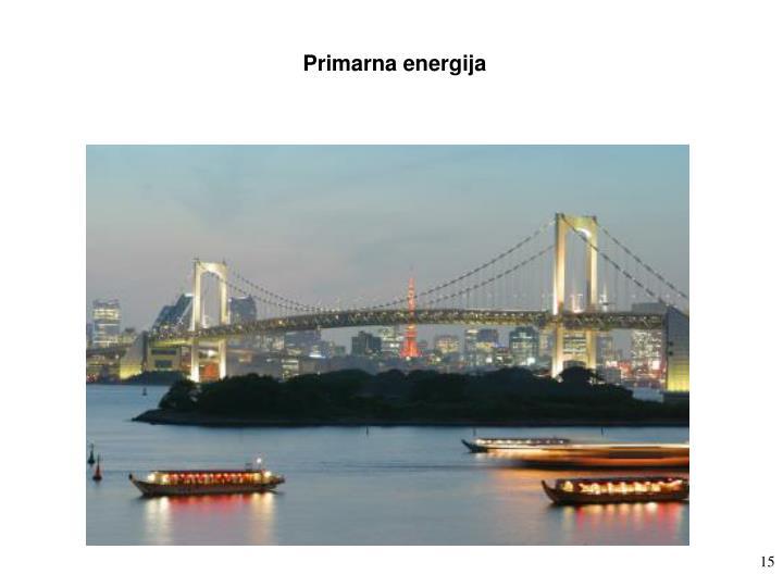 Primarna energija