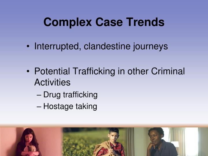 Complex Case Trends