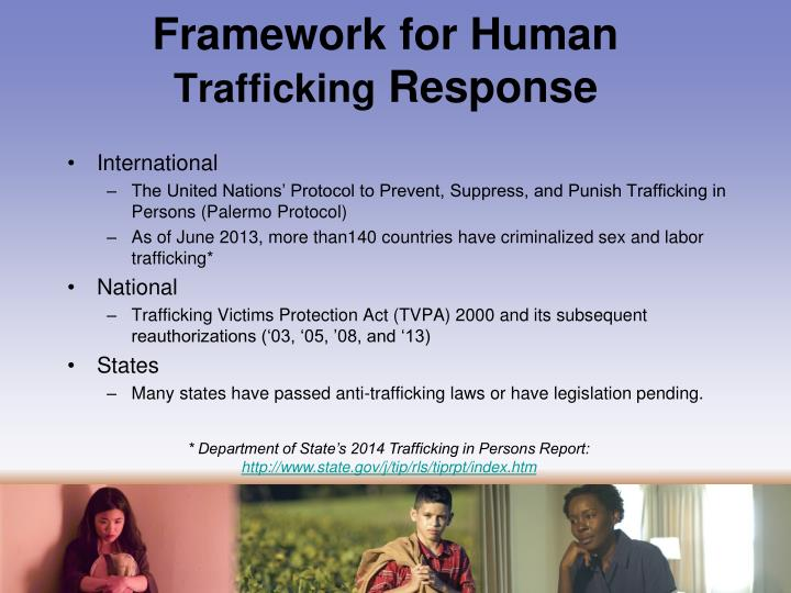 Framework for Human