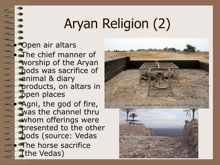 Aryan Religion (2)