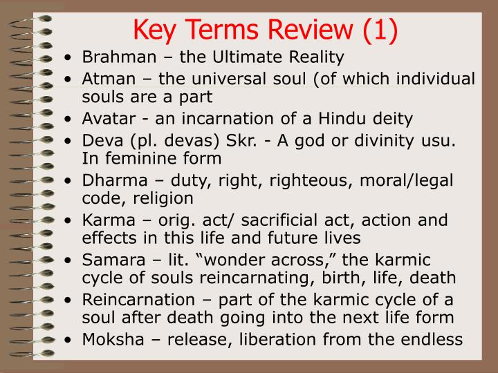 Key Terms Review (1)