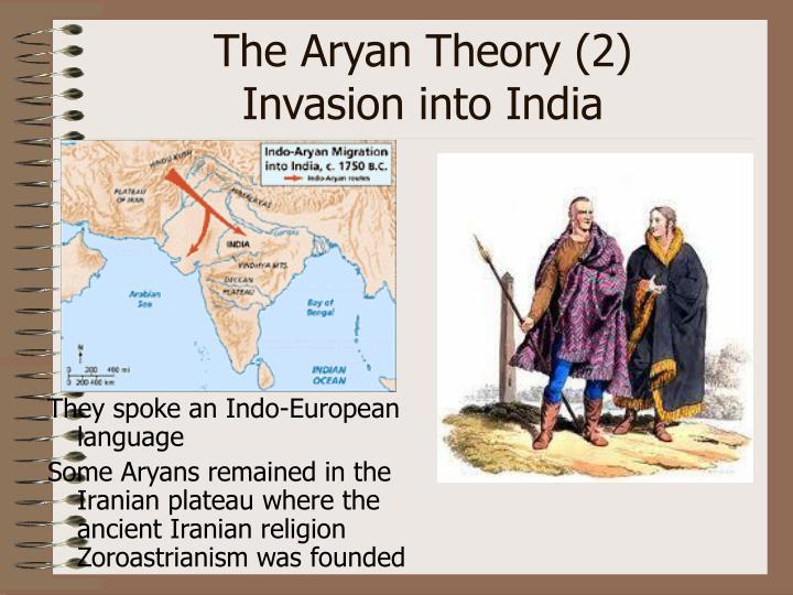 The Aryan Theory (2)