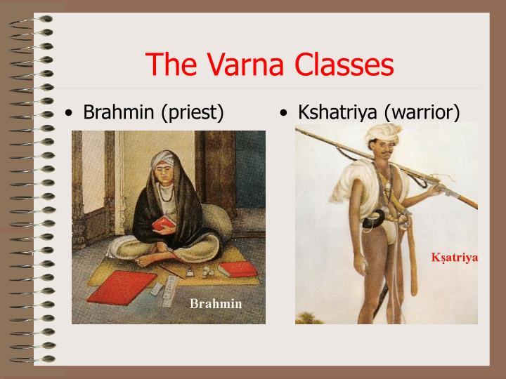 The Varna Classes