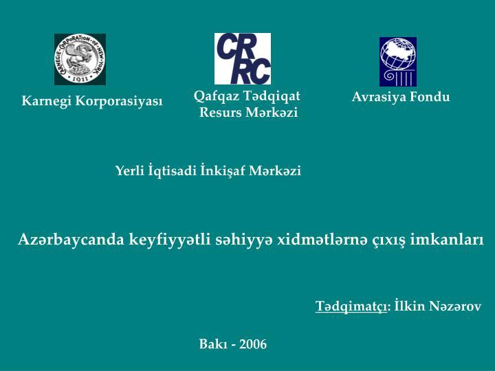 Qafqaz Tədqiqat