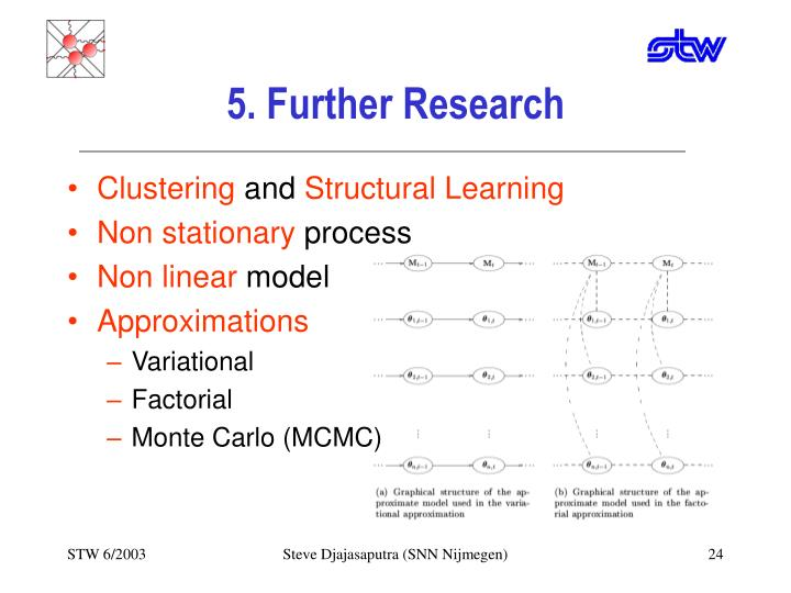 5. Further Research