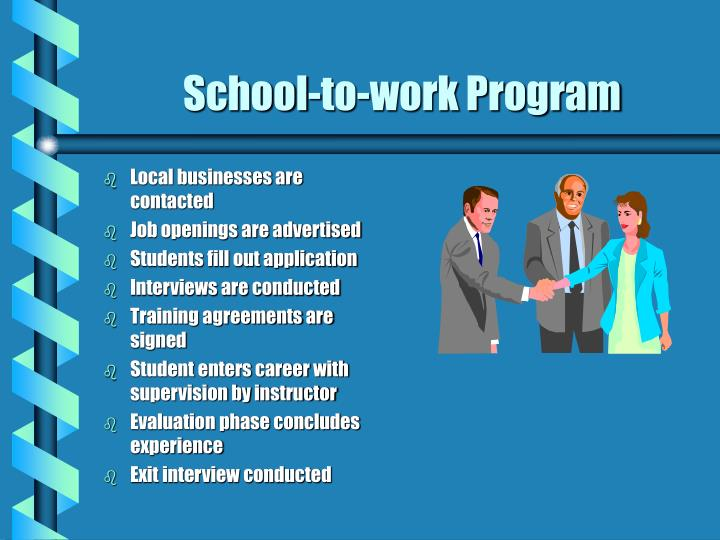 School-to-work Program