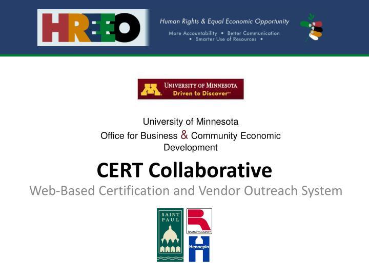 ppt cert collaborative powerpoint presentation id 3403474