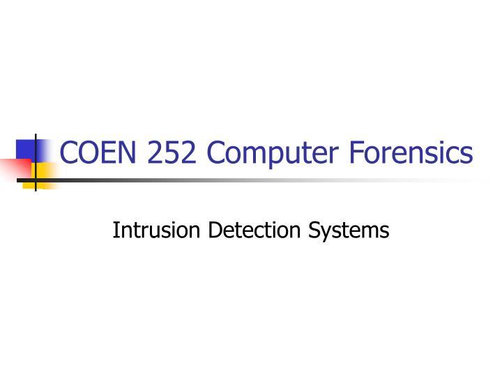 coen 252 computer forensics n.