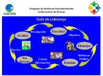 ciclo da lideran a